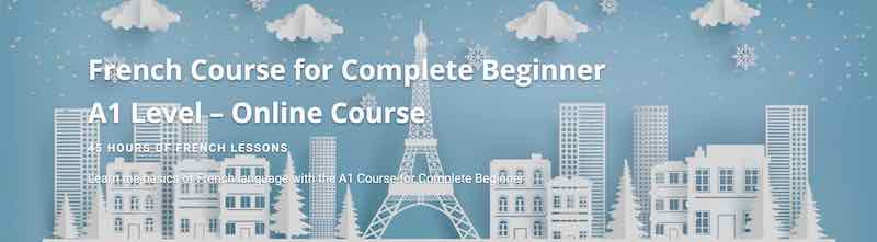 Learn French language online and in Brussels